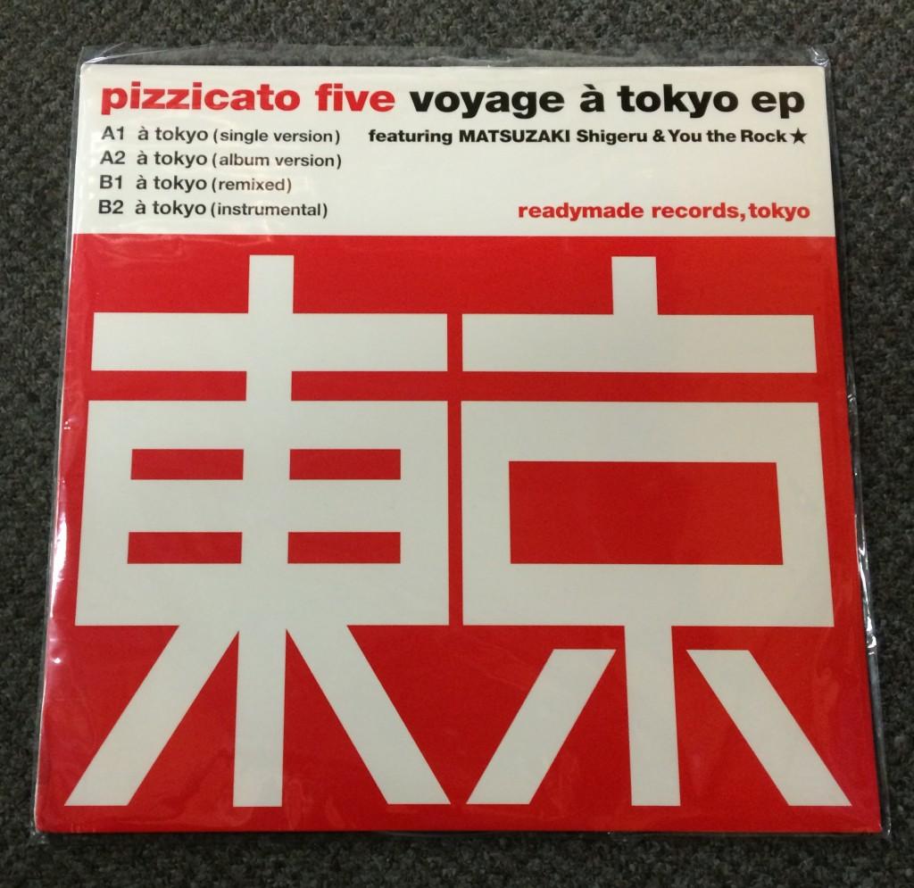 Voyage-a-tokyo-12inch